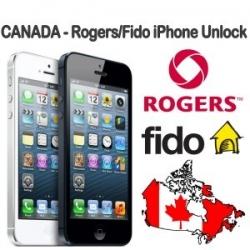 Unlock [CANADA] ROGERS/FIDO...