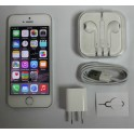 Apple iPhone 5s 16GB A1533 Bell Virgin Silver