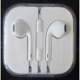 Genuine NEW Apple iPhone 5 iPod iPad EarPods In Ear Headphone Original MD827ZM/A